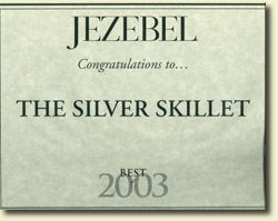 Recognition award from a popular magazine.